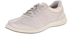 Rockport Women's Walk Together - Leather Shoes for Walking
