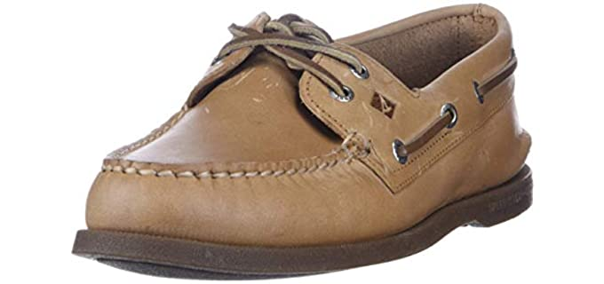 Sperry Men's Authentic - Leather Boat Shoes