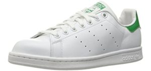 Adidas Women's Stan Smith - Leather Walking Shoes