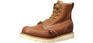 Thorogood Men's American Heritage - Leather Roofing work Boots