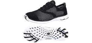 Aleader Men's Poseidon - Water Walking Summer Shoes