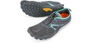 Aleader Women's Trail - Minimalist Trail Running Shoe
