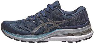 Asics Women's Gel Kayano 28 - Flat Feet Running Shoes for Shin Splints
