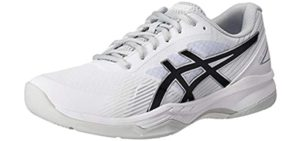 Asics Men's Gel Game 8 - Best Tennis Shoe for High Arches
