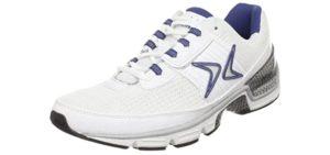 Aetrex Women's Xspress - Best Walking Shoes for Metatarsalgia