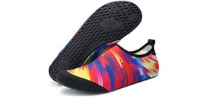 Barerun Women's Barefoot - Minimalist Outdoor Walking Water Shoe