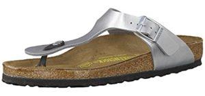 Birkenstock Women's Gizeh - Comfortable Toe Separating Sandal