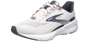 Brooks Women's Launch 8 - Walking and Running Shoe for the Treadmill