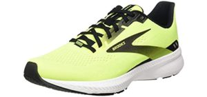 Brooks Men's Launch 8 - Walking and Running Shoe for High Arches