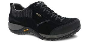 Dansko Women's Paisley - Waterproof Long Distance Walking Shoe