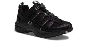 Dr. Comfort Women's Refresh - Athletic Orthopedic Hammertoe Shoes