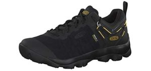 Keen Men's Venture - Flate Feet Hiking Shoes