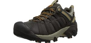 Keen Men's Voyageur - Wide Hiking Shoes for Bunions