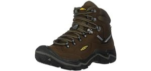 Keen Men's Durand - Long Distance Durable Hiking Boots
