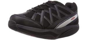 MBT Men's Sport 3X - Athletic Rocker Bottom Shoe
