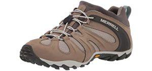 Merrell Women's Chameleon - Top Hiking Shoes for Flat Feet