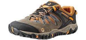 Merrell Men's All Out Blaze - Waterproof Hiking Shoe