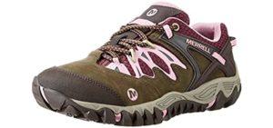 Merrell Women's All Out Blaze - Waterproof Hiking Shoe