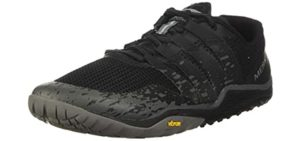 Merrell Men's Glove 5 - Trail Runners for High Arch Support