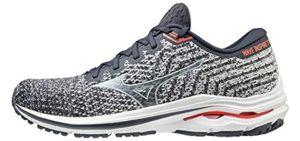Mizuno Men's Wave Inspire 17 - Running Shoes for Overpronation
