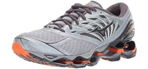 Mizuno Men's Prophecy 8 - Wave Technology Running Shoes for High Arches