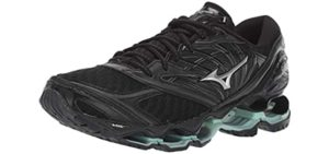 Mizuno Women's Prophecy 8 - Wave Technology Running Shoes for High Arches