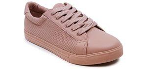 Nautica Women's Steam Sneaker - Athletic Sole Dress Shoes Sneakers