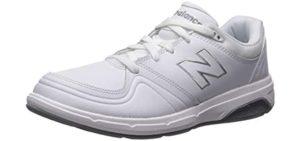 New Balance Women's WW813 - New Balance Walking Shoes for Underpronation
