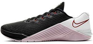 Nike Women's Metcon 5 - Kickboxing Shoe
