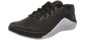 Nike Women's Metcon 5 - Crossfit Trainer for the Gym