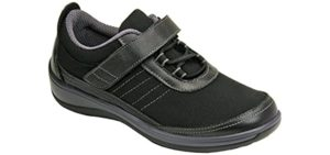 Orthofeet Women's Breeze - Work Shoes for Hammertoes
