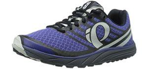 Pearl Izumi Women's EM N2 V2 - Flat Feet Shoe for Hiking