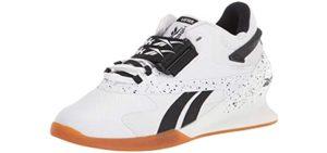 Reebok Women's Legacy Lifter Cross Trainer - Weight Lifting Cardio Shoe