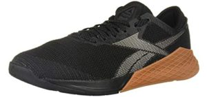 Reebok Men's Crossfit Nano 6.0 - Cross Training Cardio Shoe