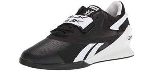 Reebok Men's Legacy Lifter Cross Trainer - Weight Lifting Cardio Shoe