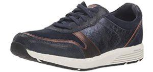 Rockport Women's Trustride Ubal Sneaker - Walking Shoe for Travel
