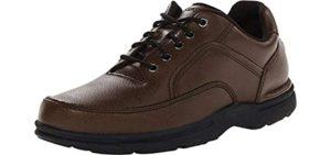 Rockport Men's Eureka - Walking Shoe for Travel