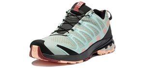 Salomon Women's Xa Pro 3D - Hiking and Trail Walking Shoe