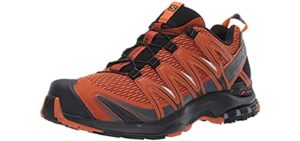Salomon Men's Xa Pro 3D - Hiking and Trail Walking Shoe