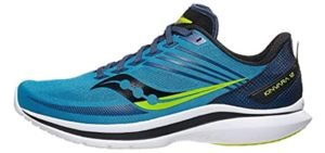 Saucony Men's Kinvara 12 - Gym Shoe for Running and Treadmill