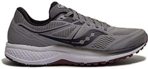 Saucony Men's Omni 19 - Best Running Shoes for Overpronation