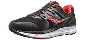 Saucony Men's Redeemer ISO 2 - Over Pronator Running Shoes