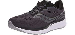 Saucony Women's Ride 14 - Running Shoes for High Arches
