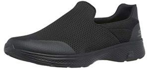 Skechers Men's Performance Go Walk 4 - Slip-On Diabetic Walking Shoe