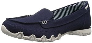 Skechers Women's Relaxed Fit - Loafers for Bunios and Flat Feet