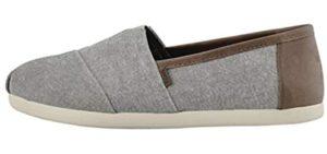 TOMS Men's Alpargata - Slip-On Casual Summer Shoes
