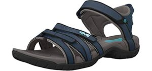 Teva Women's Tirra - Sandals for Urban Walking
