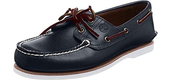 Timberland Men's Classic 2-Eye - Boat Shoes