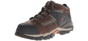 Timberland Pro Men's Hyperion - Work Shoes with Vibram Soles