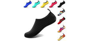 VIFUUR Men's Waterprorts - Water Shoes for Showering
